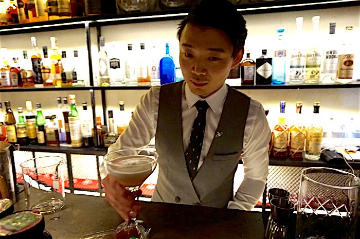 Jack Chan Beijing Speakeasy