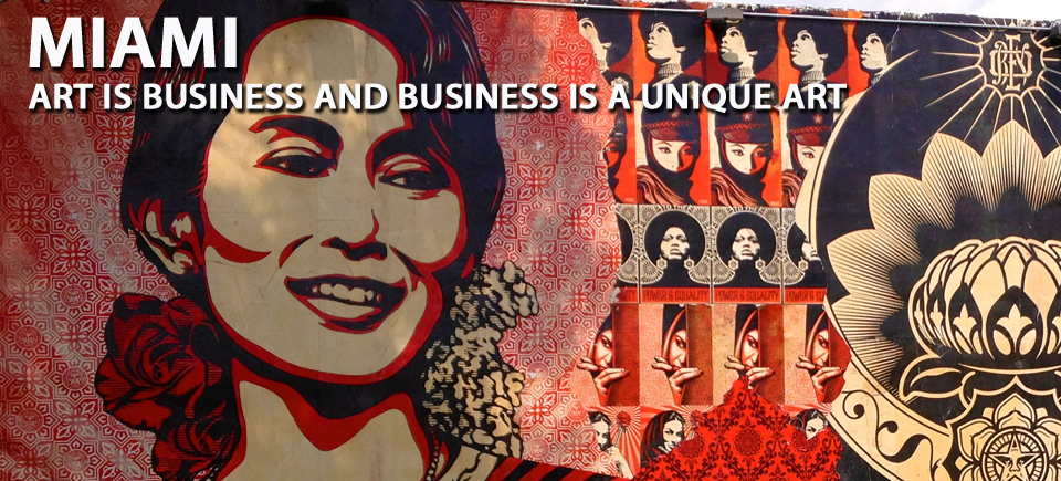 buGoing Global, Miami - Art is Business and Business is a Unique Art