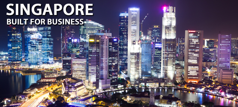 Forex company in singapore